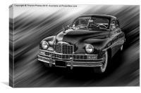 Packard Ultramatic, Canvas Print
