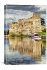 Newark Castle, Canvas Print
