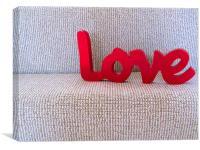 Love, Canvas Print