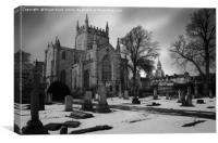 Dunfermline Abbey and Town House