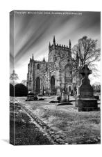 Dunfermline Abbey long exposure