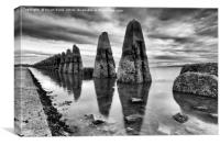 Cramond, Canvas Print