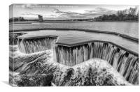 Strathclyde Country Park, Canvas Print
