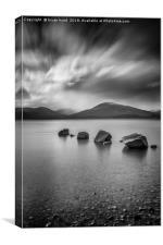 Loch Lomond , Canvas Print