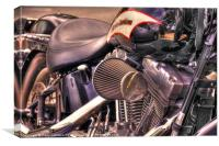 Now thats a bike., Canvas Print