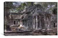 Angkor, Canvas Print