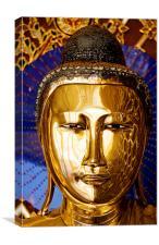 Buddha, Canvas Print
