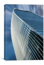 20 Fenchurch Street, Canvas Print