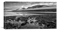 Loch Lochy No2, Canvas Print