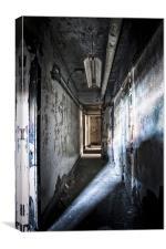 The Hallway, Canvas Print