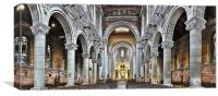 St Annes Cathedral Belfast, Canvas Print