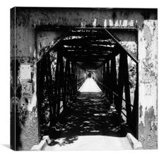 Tunnel Vision, Canvas Print