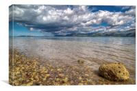 Beaumaris Beach, Canvas Print