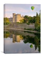 Kilkenny Castle,Ireland, Canvas Print
