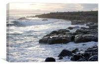 Doolin Coast,Ireland, Canvas Print