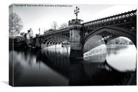 Skeldergate Bridge, Canvas Print