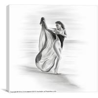venus, Canvas Print