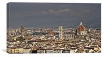 Florence Duomo, Canvas Print