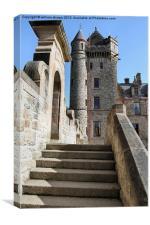 belfast castle, Canvas Print