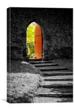 Open Door (to light)