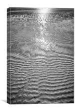 Rippled Light, Canvas Print