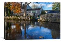 Autumn in Malham, Canvas Print