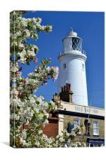 Southwold Lighthouse, Canvas Print