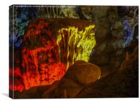 Hanoi Caves in Vietnam , Canvas Print