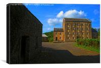 Blackpool Mill #1, Canvas Print