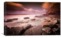Southerndown, Welsh Heritage Coast, Canvas Print