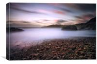 Rotherslade Bay, Canvas Print