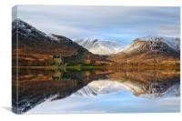 Kilchurn Castle , Canvas Print