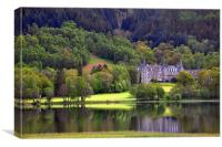 Tigh Mor,Trossachs,Scotland, Canvas Print