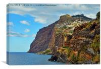 Madeira, Canvas Print