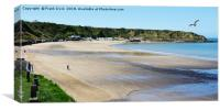 Morfa Nefyn Beach, North Wales, Canvas Print