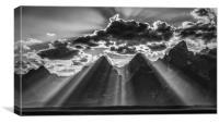Grand Teton Grandeur, Canvas Print