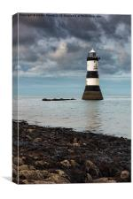 Penmon Point Lighthouse, Canvas Print