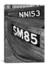 Brighton Boats, Canvas Print