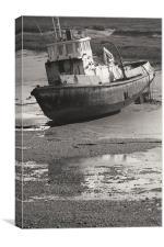 Shoreham Boat 3, Canvas Print