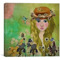 Spring, Canvas Print