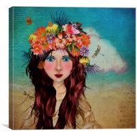 Summer, Canvas Print