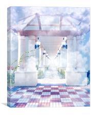 Gateway to Heaven, Canvas Print