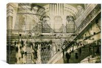 Grand Central Terminal, Canvas Print