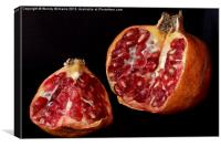 Pomegranate, Canvas Print