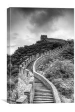 Great Wall of China, Canvas Print