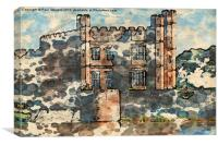 Leeds Castle -02, Canvas Print