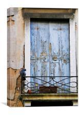 Venice Door, Canvas Print