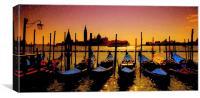 Venice Italy, Canvas Print