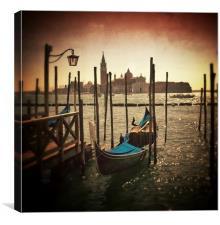 Venice Lagoon, Canvas Print