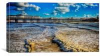 Brighton Pier Sussex, Canvas Print